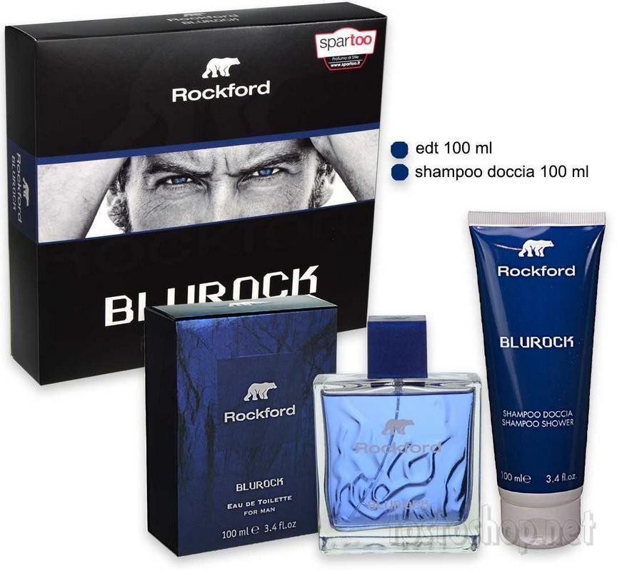 Rockford Coffret Eau De Toilette 100 Ml + After Shave 100 Ml