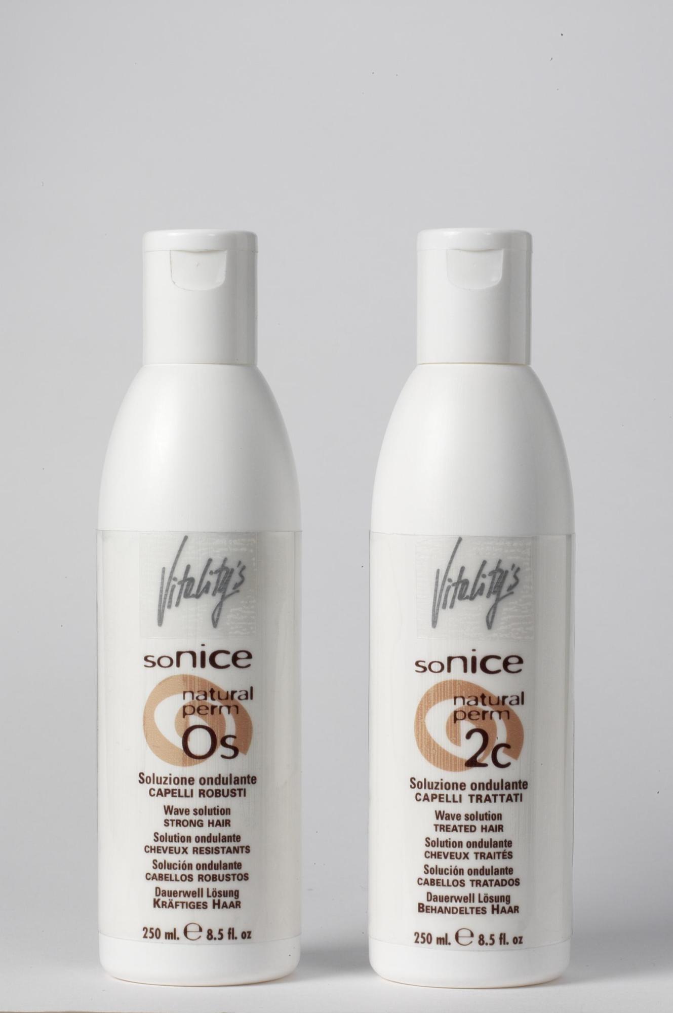 Vitality`s So Nice Natural Perm 2c 250 ml