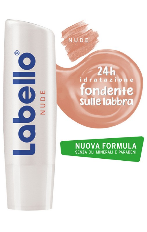 Labello Stick Labbra Care Colour Nude