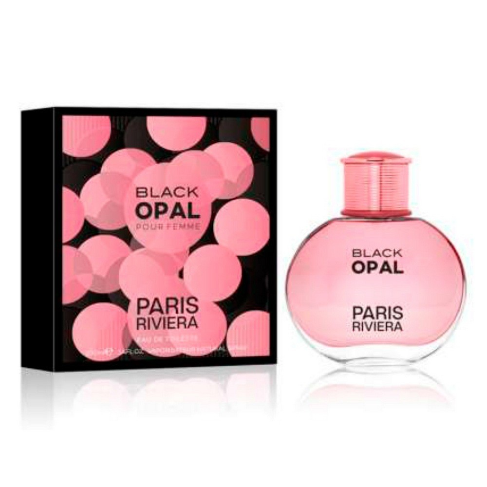 Paris Riviera Black Opal 100 Ml Edt