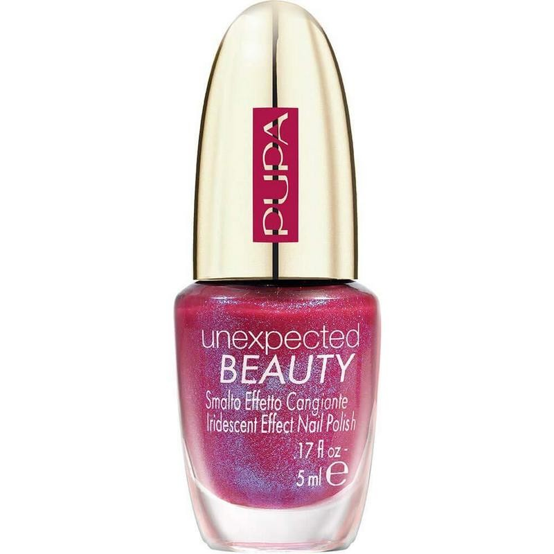 Pupa Unexpected Beauty Nail Polish 002 Chameleon Magenta - 5 Ml