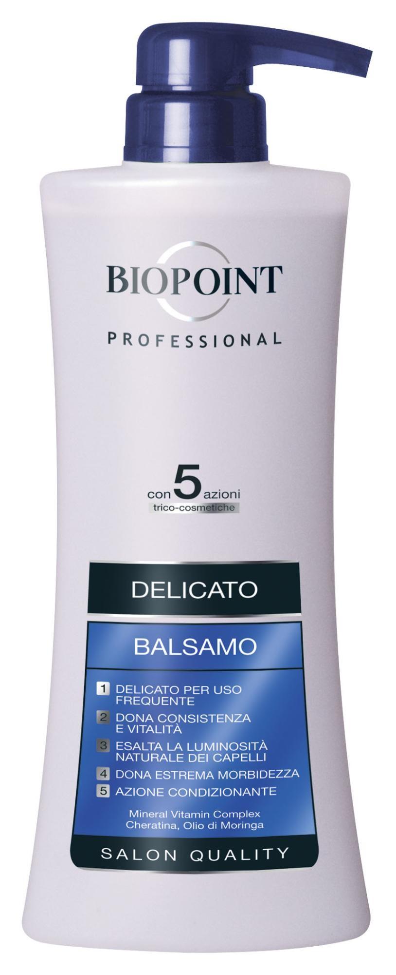 Biopoint PV03720 Donna Balsamo professionale per capelli 400 ml