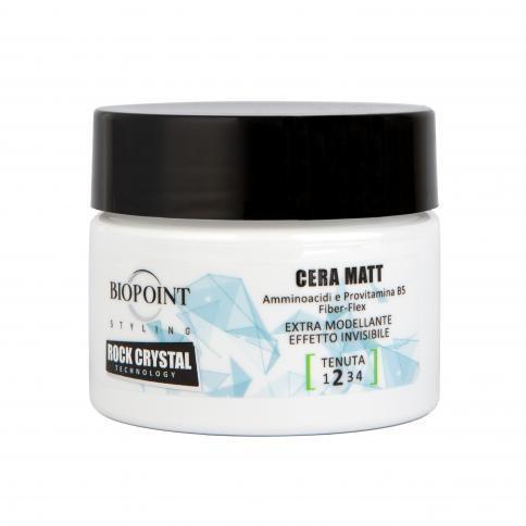 Biopoint Rock Crystal Cera Matt, 30 ml