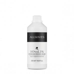 Allwaves Acqua ossigenata emulsionata 10 vol. 9% 250 ml
