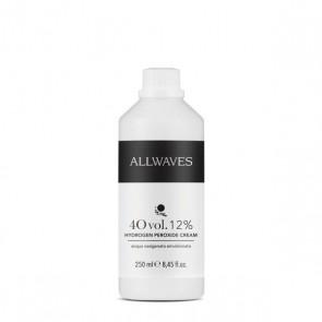Allwaves Acqua ossigenata emulsionata 40 vol. 12% 250 ml