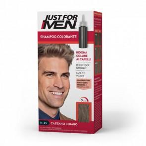 Just For Men Shampoo Colorante H-25 Castano Chiar