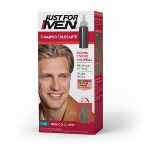Just For Men Shampoo Colorante H-15 Biondo Scuro