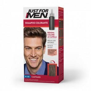 Just For Men Shampoo Colorante H-30 Castano
