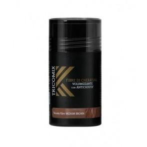 Tricomix Fibre di Cheratina Medium Brown 12g