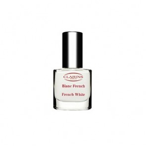 Clarins Natural French White Nail Colour