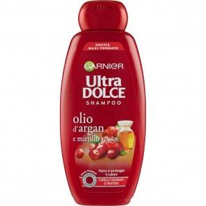 Garnier UltraDolce Olio di Argan e mirtillo rosso 400ml