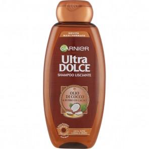 Garnier UltraDolce Olio di Cocco e Burro di Cacao 400ml