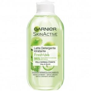Garnier Skinactive Latte Detergente Idratante Fresh Uva 200ml