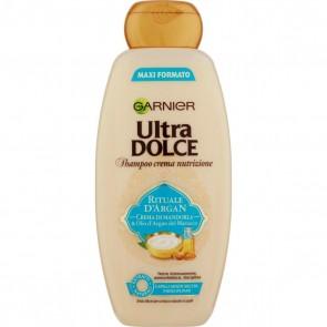 Garnier UltraDolce Shampoo Crema Nutrizione Rituale d Argan 400ml