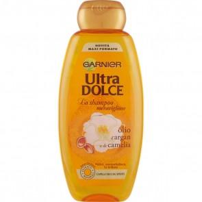 Garnier UltraDolce Lo Shampoo Meraviglioso con Olio di Argan e Camelia 400ml