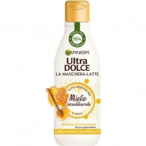 Garnier Ultra Dolce La Maschera Latte Miele Nutriente 250ml