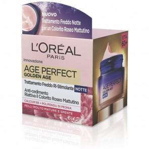 L'Oréal Paris Crema Notte Age Perfect Golden Age, 50 ml