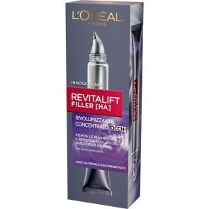 L'Oréal Paris Contorno Occhi Revitalift Filler,15 ml