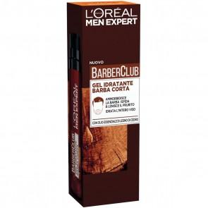 L'Oréal Paris Men Expert Barber Club Gel Idratante per Barba Corta, 50 ml