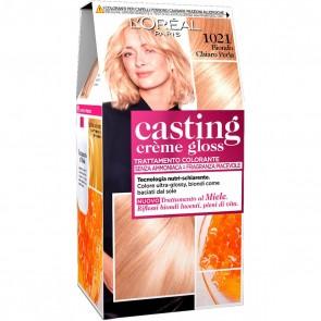 L'Oréal Paris Casting Crème Gloss Biondo Chiaro Perla 1021