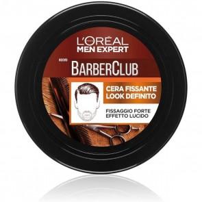 L'Oréal Paris Men Expert Barber Club Cera Fissante Look Definito, 75 ml
