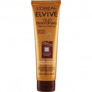 L'Oréal Paris Olio Straordinario Olio in Crema per capelli secchi, 150 ml