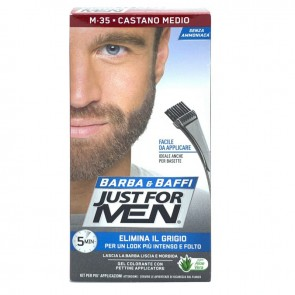 Just For Men Babra E Baffi 35 C/Medio