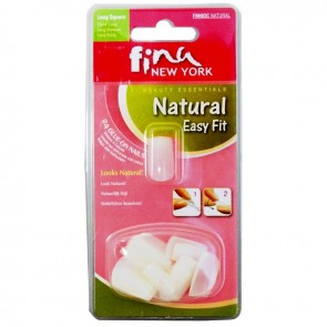 Fina Easy Fit Natural Long Square