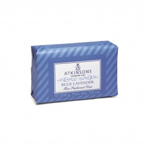 Atkinsons 1799 Blue Lavender Fine Perfumed Soap 200g