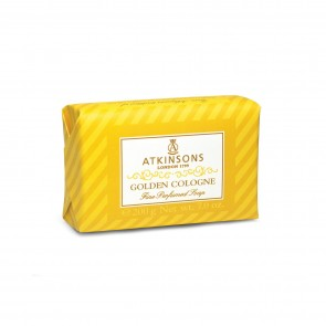 Atkinsons 1799 Golden Cologne Fine Perfumed Soap 200g