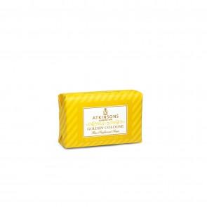 Atkinsons 1799 Golden Cologne Fine Perfumed Soap 125g