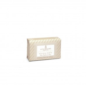 Atkinsons 1799 Natural White Fine Perfumed Soap 125g