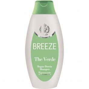 BREEZE The Verde Bagno Doccia Shampoo 400ml