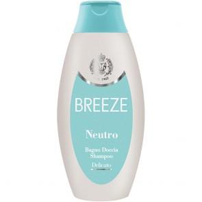 BREEZE Neutro Bagno Doccia Shampoo 400ml