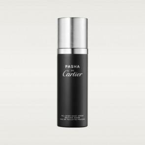 Cartier Pasha De Edition Noire Eau De Toilette Fraîche Spray Corpo All Over 100 ml
