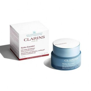 Clarins Hydra-Essentiel Cooling-Gel gel per viso 50 ml