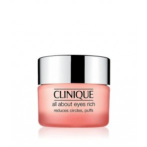 Clinique All About Eyes Rich crema per contorno occhi 15 ml