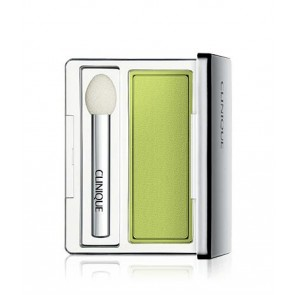 Clinique All About Shadow Single - Soft Shimmer Single - Lemongrass ombretto Verde Brillante