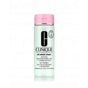 Clinique All-in-One Cleansing Micellar Milk + Makeup Remover (Pelle Tipo III/IV) 200ml