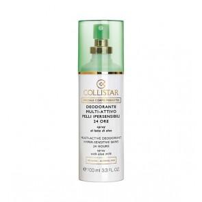 Collistar Deodorante Multi-Attivo 24 Ore deodorante spray 100ml