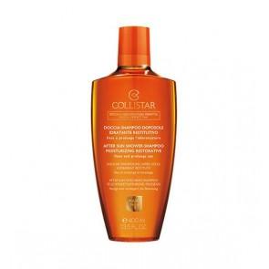 Collistar Doccia-Shampoo Doposole Idratante Restitutivo, 400 ml