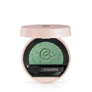 Collistar Impeccable Ombretto Compatto, 330 Verde Capri Frost, 2g