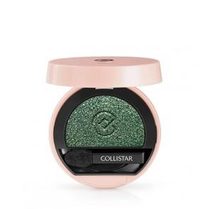 Collistar Impeccable Ombretto Compatto, 340 Smeraldo Frost, 2g