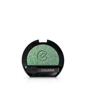Collistar Refill Impeccable Ombretto Compatto, 330 Verde Capri Frost, 2g