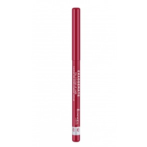 Rimmel Exaggerate Automatic, 024 Red Diva, 0.25g