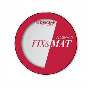 Deborah Milano La Cipria Fix&mat, 8.5 g