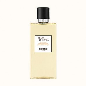 Hermes Terre d'Hermès shower gel 200ml