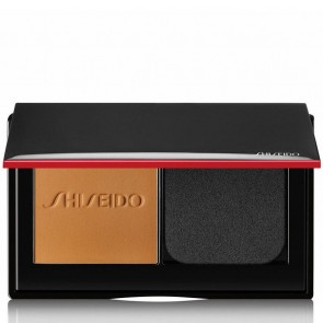 Shiseido Synchro Skin Self-Refreshing Custom Finish Powder Foundation Sunstone 410