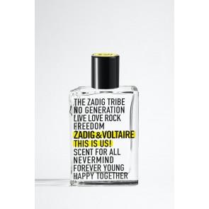 Zadig & Voltaire This Is Us! Eau De Toilette 50ml